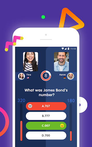 10s – Online Trivia Quiz with Video Chat v0.48 screenshots 2