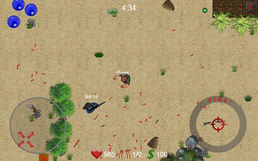 2D Strike v5.9.4 screenshots 2