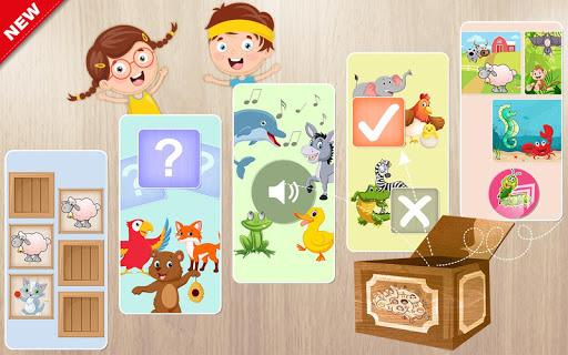 384 Puzzles for Preschool Kids v3.0.1 screenshots 15