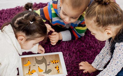 384 Puzzles for Preschool Kids v3.0.1 screenshots 5