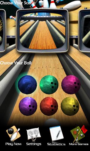 3D Bowling v3.4 screenshots 1