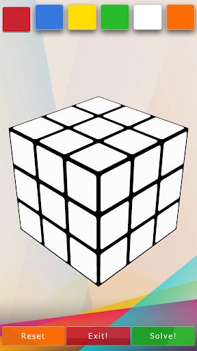3D-Cube Solver v1.0.2 screenshots 1