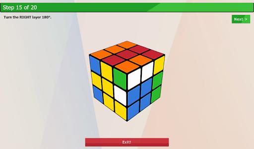 3D-Cube Solver v1.0.2 screenshots 19