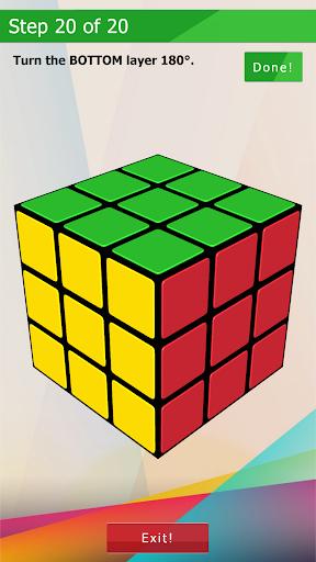 3D-Cube Solver v1.0.2 screenshots 4