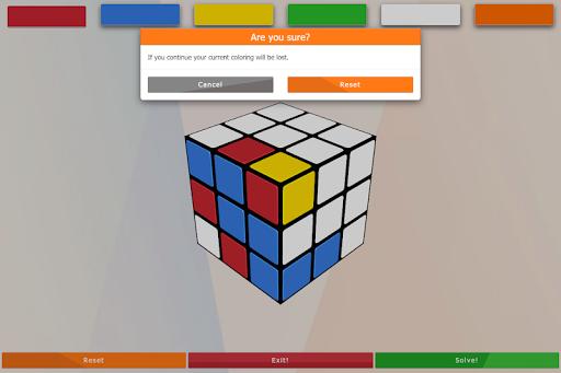 3D-Cube Solver v1.0.2 screenshots 6