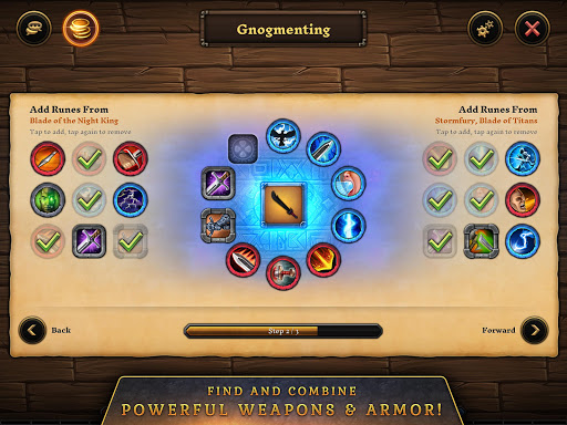 3D MMO Villagers amp Heroes v4.59.2 r56514 screenshots 15
