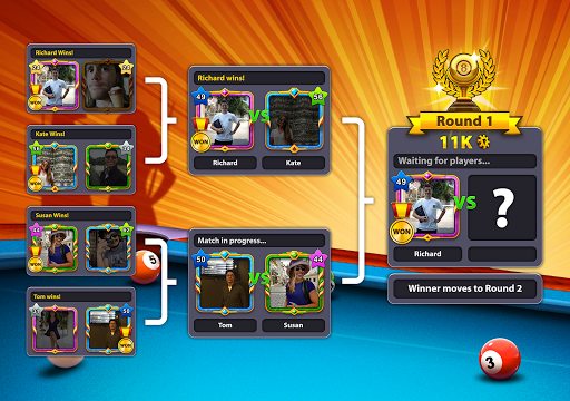 8 Ball Pool v5.4.2 screenshots 11