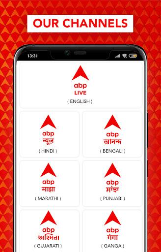 ABP Live TV News Latest India Hindi News channel v10.0.5 screenshots 1
