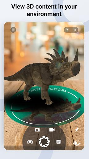 ARLOOPA Augmented Reality 3D AR Camera Magic App v3.6.3 screenshots 13
