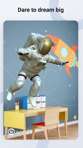 ARLOOPA Augmented Reality 3D AR Camera Magic App v3.6.3 screenshots 18