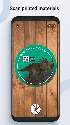 ARLOOPA Augmented Reality 3D AR Camera Magic App v3.6.3 screenshots 4