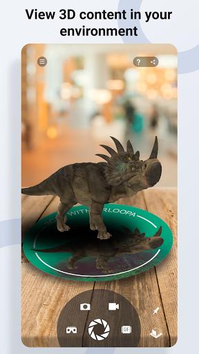ARLOOPA Augmented Reality 3D AR Camera Magic App v3.6.3 screenshots 5