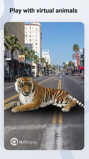ARLOOPA Augmented Reality 3D AR Camera Magic App v3.6.3 screenshots 9