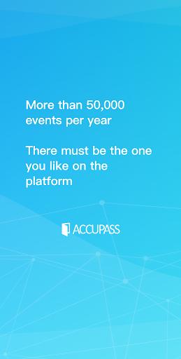 Accupass – Events around you v5.4.9 screenshots 1