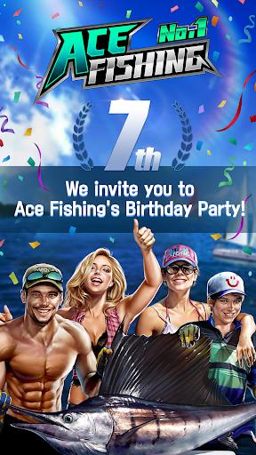 Ace Fishing Wild Catch v6.4.1 screenshots 1