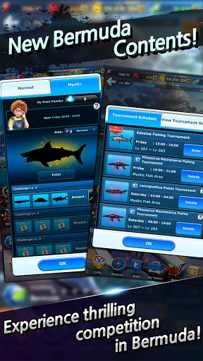 Ace Fishing Wild Catch v6.4.1 screenshots 17