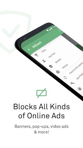 AdGuard Content Blocker for Samsung and Yandex v2.6.2 screenshots 2