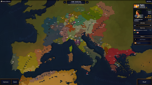 Age of History II – Lite v1.059124_LITE screenshots 1