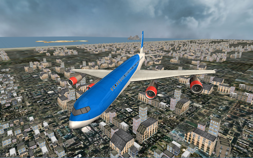 Airplane Pilot Sim v1.23 screenshots 1