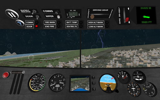 Airplane Pilot Sim v1.23 screenshots 18