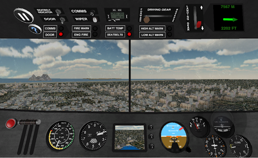 Airplane Pilot Sim v1.23 screenshots 23
