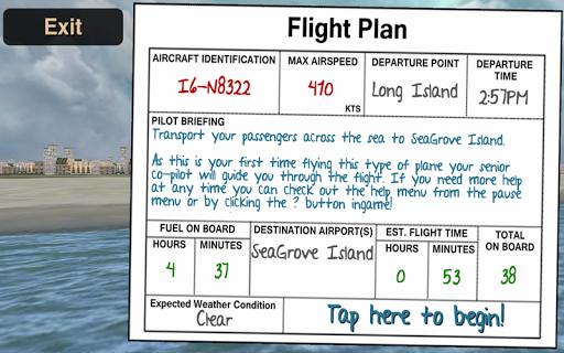 Airplane Pilot Sim v1.23 screenshots 5