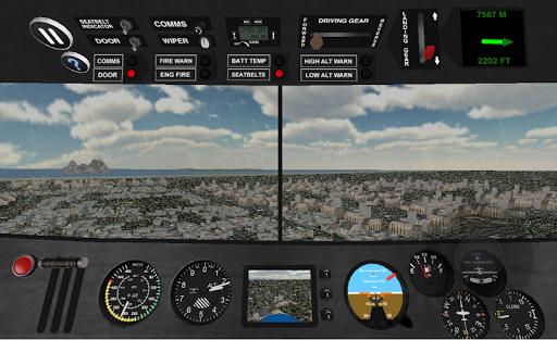Airplane Pilot Sim v1.23 screenshots 7