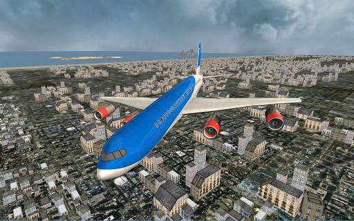 Airplane Pilot Sim v1.23 screenshots 9
