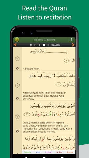 AlQuran Bahasa Indonesia v4.5.9 screenshots 2
