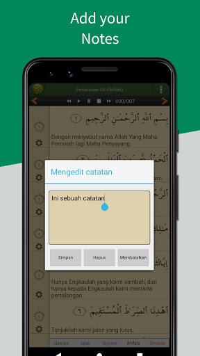 AlQuran Bahasa Indonesia v4.5.9 screenshots 5