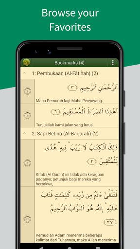 AlQuran Bahasa Indonesia v4.5.9 screenshots 6
