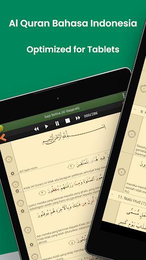 AlQuran Bahasa Indonesia v4.5.9 screenshots 7