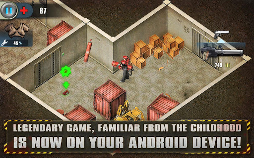 Alien Shooter Free – Isometric Alien Invasion v4.5.2 screenshots 13
