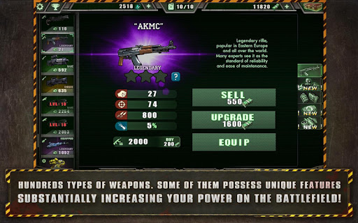 Alien Shooter Free – Isometric Alien Invasion v4.5.2 screenshots 2