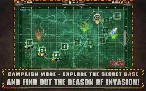 Alien Shooter Free – Isometric Alien Invasion v4.5.2 screenshots 4