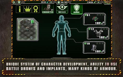 Alien Shooter Free – Isometric Alien Invasion v4.5.2 screenshots 6