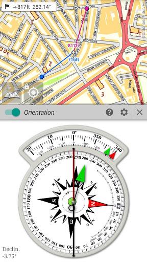All-In-One Offline Maps v3.7b screenshots 4