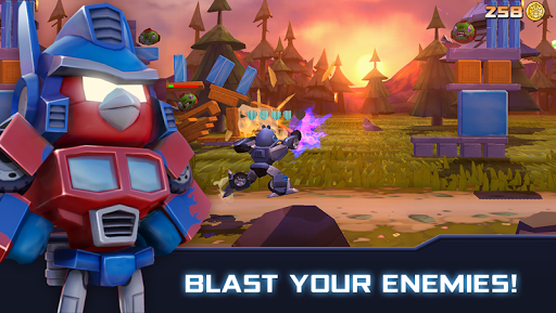 Angry Birds Transformers v2.11.0 screenshots 1