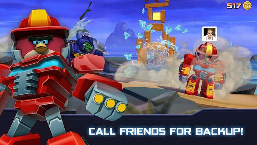 Angry Birds Transformers v2.11.0 screenshots 3