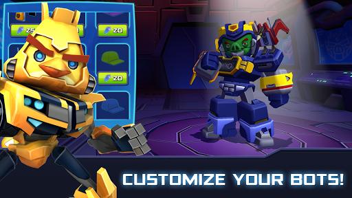 Angry Birds Transformers v2.11.0 screenshots 8