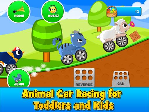 Animal Cars Kids Racing Game v1.6.5 screenshots 11