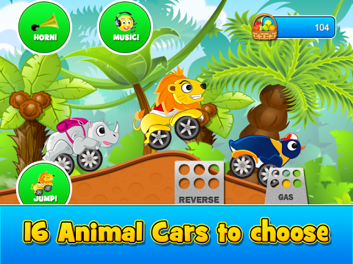 Animal Cars Kids Racing Game v1.6.5 screenshots 12