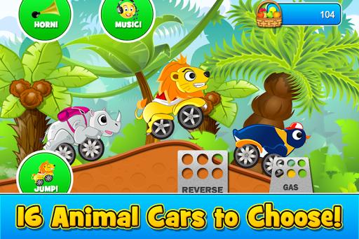 Animal Cars Kids Racing Game v1.6.5 screenshots 2