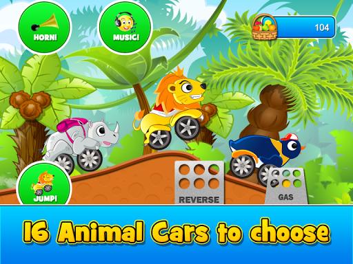 Animal Cars Kids Racing Game v1.6.5 screenshots 7