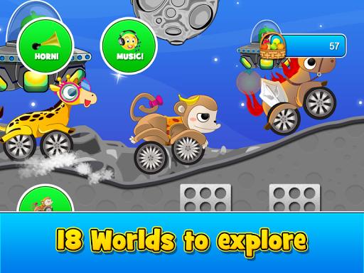 Animal Cars Kids Racing Game v1.6.5 screenshots 8