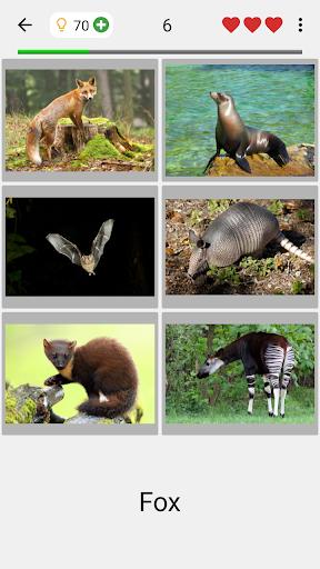 Animals Quiz – Learn All Mammals and Dinosaurs v3.2.0 screenshots 2