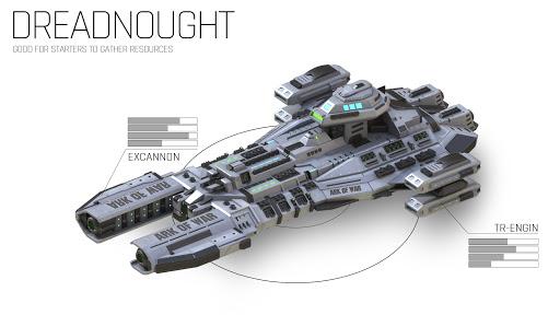 Ark of War – Dreadnought v3.1.1 screenshots 4