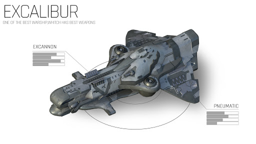 Ark of War – Dreadnought v3.1.1 screenshots 5