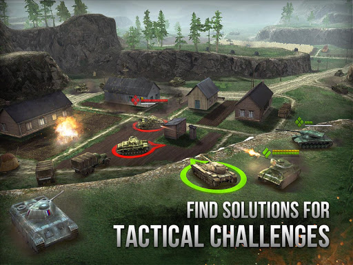 Armor Age Tank Games RTS War Machines Battle v1.17.309 screenshots 11