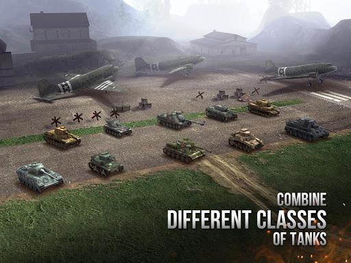 Armor Age Tank Games RTS War Machines Battle v1.17.309 screenshots 12
